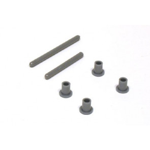 HOBBYZONE WING HOLD-DOWN RODS W/CAPS (2)