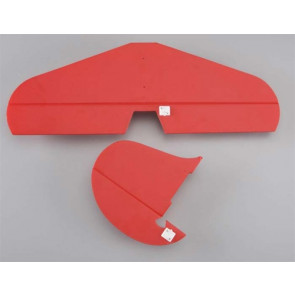 HOBBICO Tail Assembly FlyZone Staggerwing