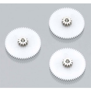 Hitec MP Servo Gear Set 3pc