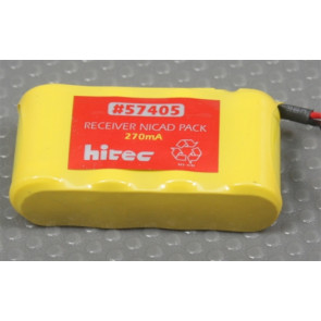 Hitec Receiver Battery 270mAh