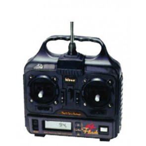 HITEC FLASH 4CH SUP WITH (3) HS322