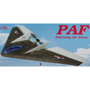HOBBY LOBBY PAF FLYING WING RTF