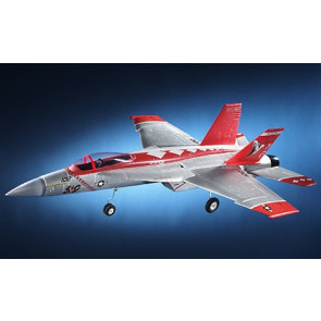 "HOBBY LOBBY F/A-18 ""Red Viper"" R/C Jet"
