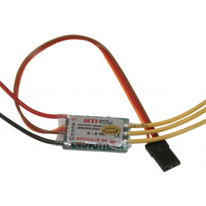 HOBBY LOBBY JETI ADVANCE 04-3P SPEED CONTROLLER