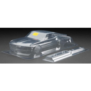 HPI Racing 1970 Ford Mustang Boss 302 Body (200mm)