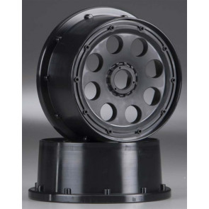 HPI Outlaw Wheel Black 120x60mm/-4mm Baja 5T (2)
