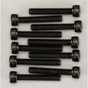 HPI Cap Head Screw M4x25mm Baja (10)