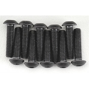 HPI Button Head Screw M3x12mm (10)