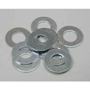 HPI Racing Washer Silver M5x10x.5 (10)