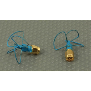 IBCRAZY 5.8GHz Bluebeam Omni Antenna Set