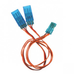 "IMEX MW JR 9"" Y-HARNESS 32AWG"