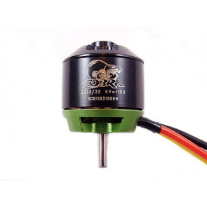 Cobra C-2213/22 Brushless Motor, Kv=1100