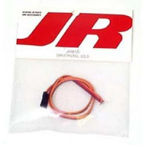 JR Servo Lead Standard, Gold