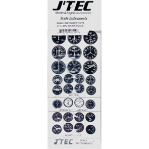 JTEC 1/3 SCALE INSTRUMENT KIT