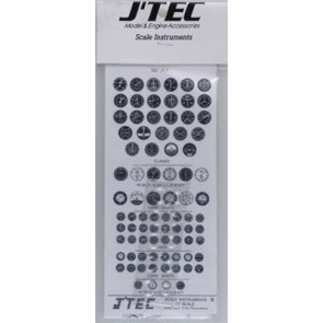 JTEC INSTRUMENT KIT 1/7 SCALE
