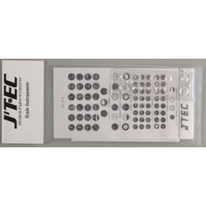 JTEC INSTRUMENT KIT 1/8 SCALE