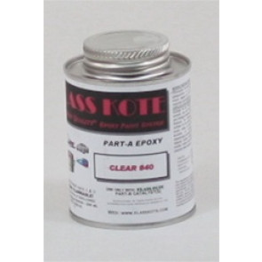 KLA40 KLASS KOTE PART A EPOXY CLEAR 8 OZ.