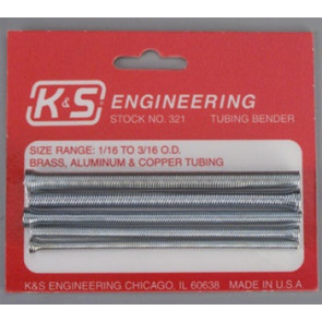 K&S TUBING BENDER KIT