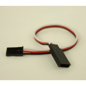 """GRAVES RC HOBBIES Extension, Futaba, 22AWG, 6"""""""