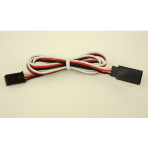 """GRAVES RC HOBBIES Extension, Futaba, 22AWG, 18"""""""