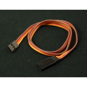 KT-2002A-6 Extension Wire, JR, 22AWG, 18""
