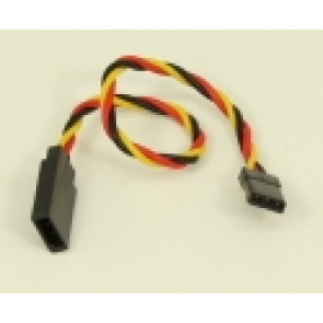 """GRAVES RC HOBBIES JR Extension 6"""" Twisted, 22AWG"""
