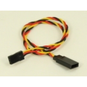 """GRAVES RC HOBBIES JR Extension 12"""" Twisted, 22 AWG"""