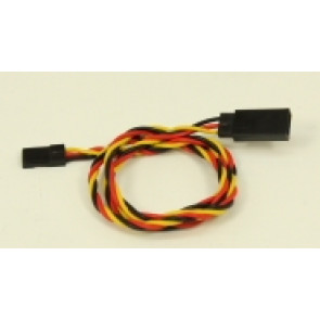 """GRAVES RC HOBBIES JR Extension 18"""" Twisted, 22 AWG"""