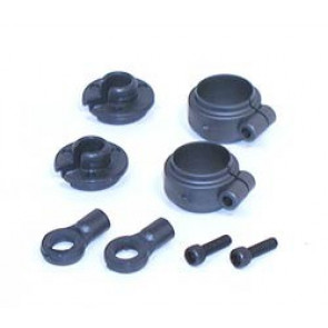 TEAM LOSI SPRING CLAMP AND CUPS