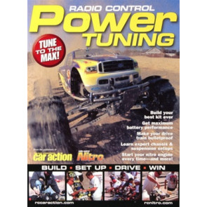 MAN1013 MODEL AIRPLANE NEWS Radio Control Power Tuning