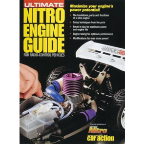 MAN1014 MODEL AIRPLANE NEWS Ultimate Nitro Engine Guide