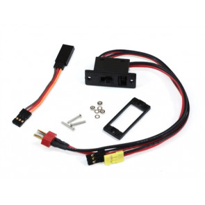 MAX3272 MAXX PRODUCTS HD Charge Switch Dean's Ultra to Dual Universal Plugs