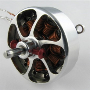 MicroDAN 2505 SPEED 2800 Kv Bright Finish