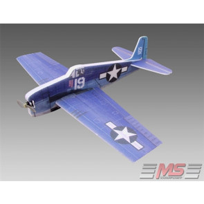 MS Composit Hellcat - 4-Ch EPP Semi-Scale Warbird