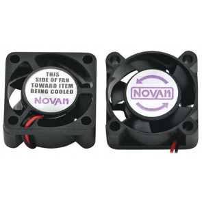 NOV5651 Novak Cooling Fan Black 25x25x10mm JST (2)