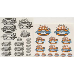 O'DONNELL RACING DECAL SET