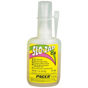 PAAPT33 PACER SLO-ZAP CA THICK 2 OZ