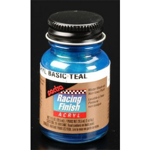 PACTRA ACRYLIC PAINT -  TEAL 1 OZ