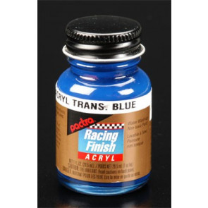 PACTRA ACRYL TRANSPRNT BLUE 1 OZ