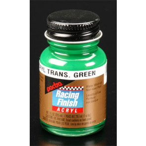 PACTRA ACRYLIC TRANSPARNT GREEN 1 OZ