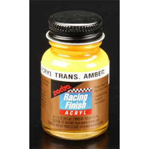 PACTRA ACRYL TRNSPRNT AMBER 1 OZ