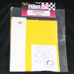 PARMA RIPPED METAL PAINT MASK