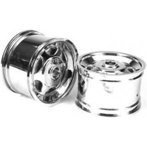PROLINE Outback Wheel T-Maxx/E-Maxx Chrome