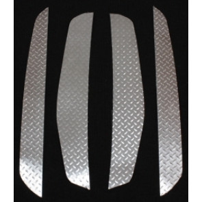 RC4WD Diamond Plate Fender Covers: Axial Jeep Rubicon