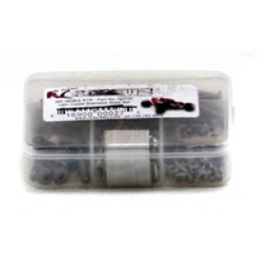 RC SCREWS HPI HELLFIRE 1/8 RTR STAINLSS STEEL SCREW SET