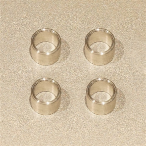 FPV MANUALS Reducers for Graupner Props 8mm to 6mm (4pcs)