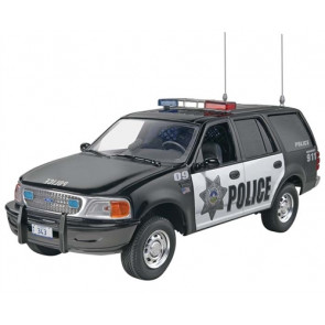 Revell 1/25 '97 Ford Police Expedition Model Kit