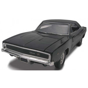 REVELL 1/25 '68 Dodge Charger 2 'n 1