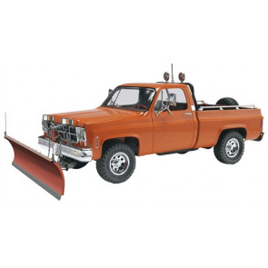 Revell 1/24 GMC Pick Up w/Snow Plow