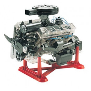 Revell 1/4 Visible V-8 Engine
